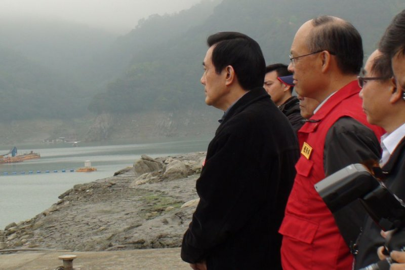 水價不是漲與不漲的二元論,馬英九總統可能還沒理解。(朱淑娟攝)