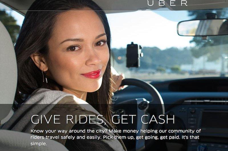 優步(Uber)強化對女性顧客吸引力,將大幅增加女駕駛比例。(取自網路)