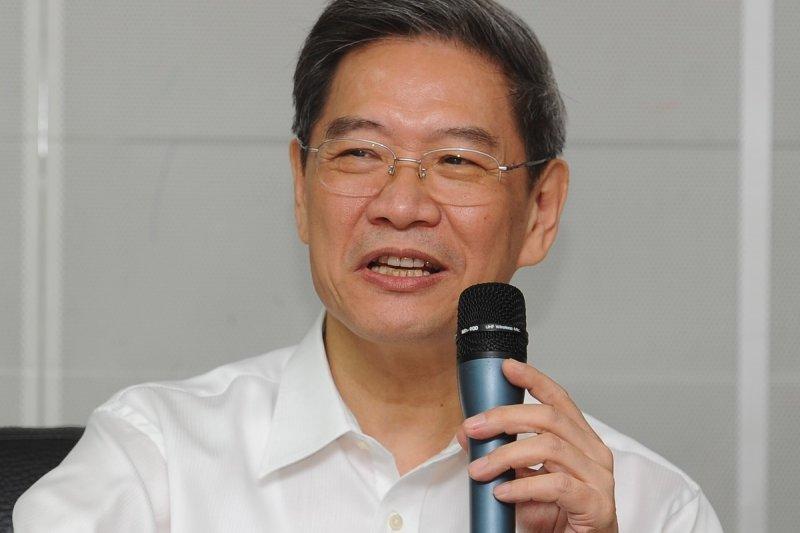 中國國台辦主任張志軍在《人民日報》發文談反分裂國家法。(台北市攝影記者聯誼會提供)