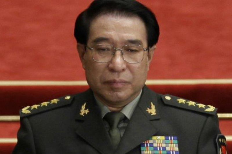 中國軍網指徐才厚結束他可悲可恥的一生。(BBC中文網)