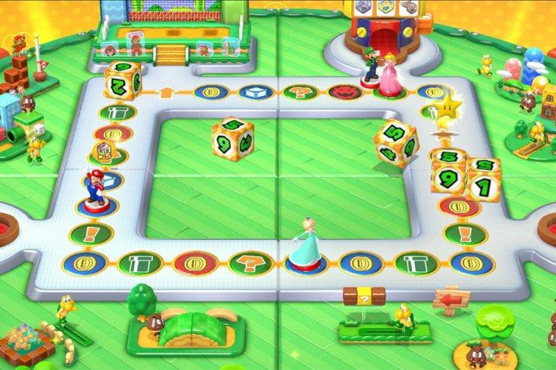 任天堂熱門電玩「瑪利歐」。(美聯社)