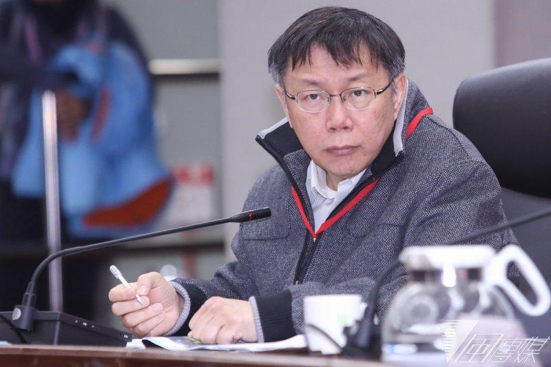 台北市長柯文哲去年底宣示要拆除226戶違建,限屋主限期內自行改善否則將拆屋,今天是最後期限,還有39件違建戶尚未解除列管。(資料照片,林韶安攝)