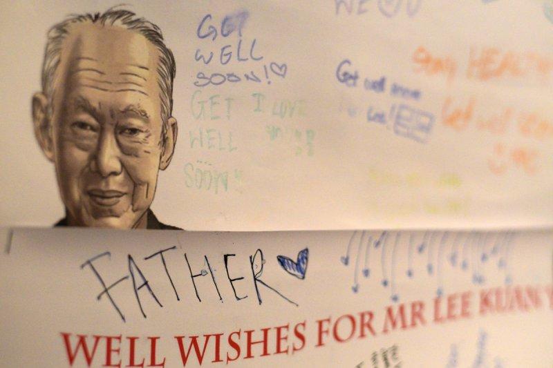 李光耀溘然長逝,新加坡未來的發展更受矚目。(美聯社)