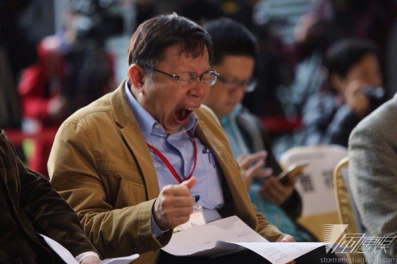 台北市政會議記者會今〈24〉日宣布,「聯合採購發包中心」將於4月1日掛牌,公布的人事名單中,主任將由前工務局長黃錫薰出任。(楊子磊攝)