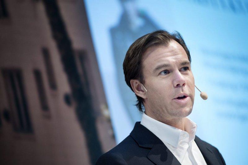 H&M執行長Karl-Johan Persson(美聯社)