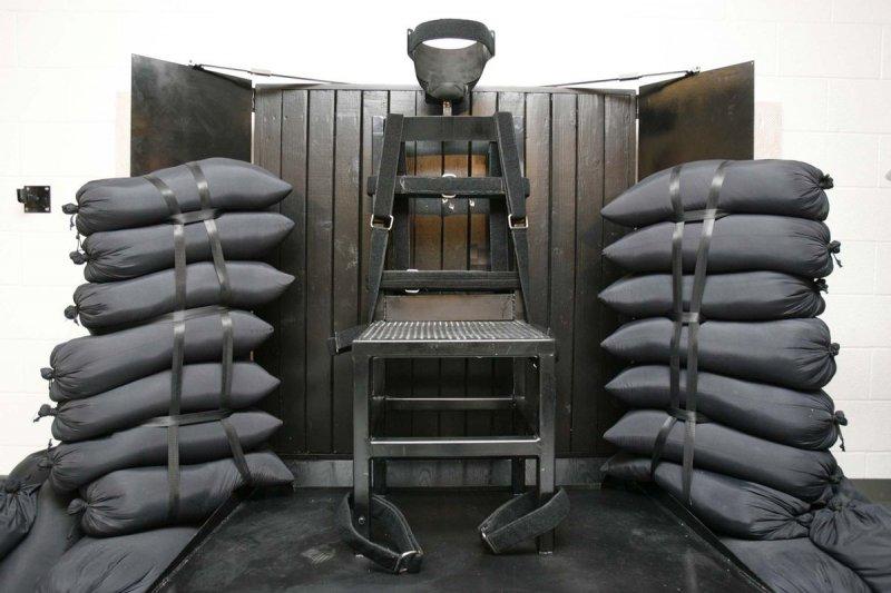 美國死刑爭議外一章,猶他州宣布恢復以槍決處死人犯。(美聯社)