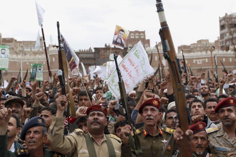 葉門動亂衝擊阿拉伯局勢,推升國際油價。(美聯社)