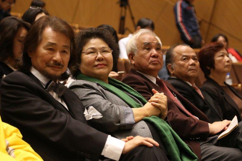 昔日美麗島軍檢林輝煌被法務部提名出任大法官,再次挑動台灣社會最敏感的那根神經。(楊子磊攝)
