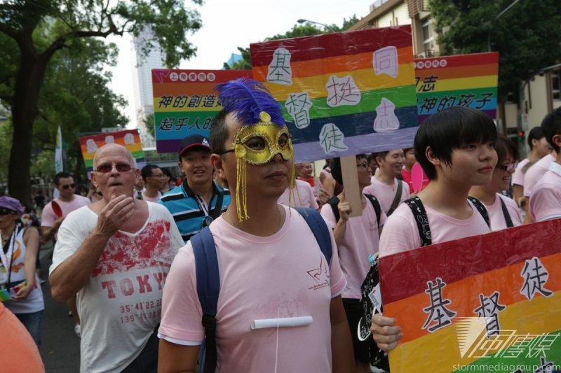美國長老教會通過同婚章程,台灣長老教會是否跟進格外引人矚目。(吳逸驊攝)