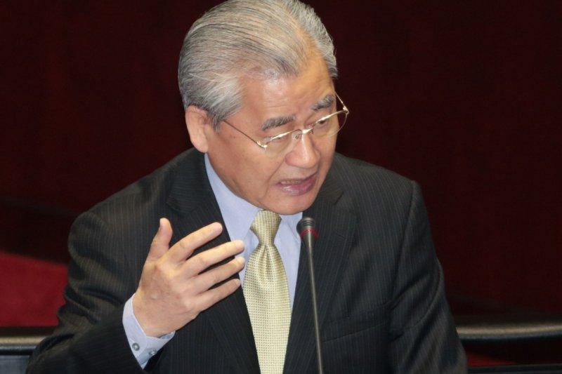 我國表達參與亞投行(AIIB)的意向書,行政院趕在截止期限最後一天,火速核定。(資料照片,余志偉攝)