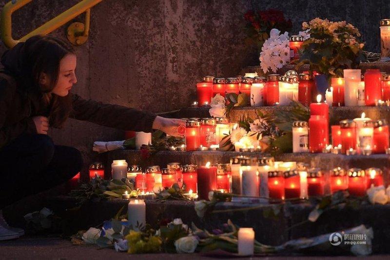 德國媒體對德翼航空空難的報導,堅持人道尊重的底線。(騰訊網)