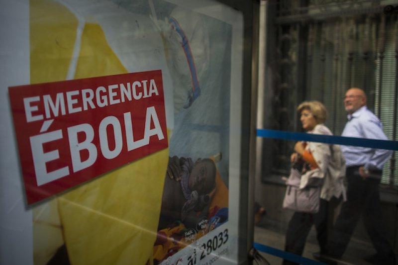 歐美國家頻繁進出非洲,遲早遭伊波拉疫情波及。(美聯社)