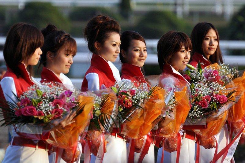 日本女性愈來愈知道唯有自己能養活自己,不靠男人才最踏實(圖片取自Flickr@m-louis .)