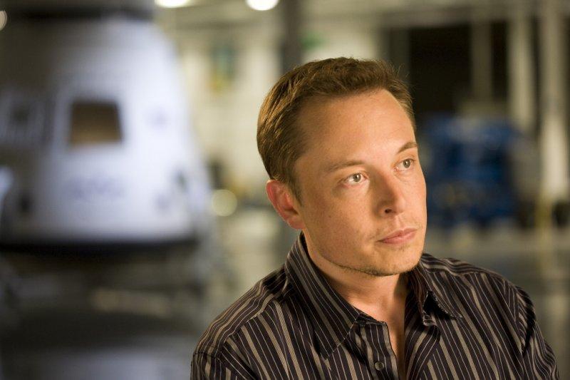 青年科技創業家Elon Musk,被稱作「現實版鋼鐵人」。(圖/flickr@OnInnovation)