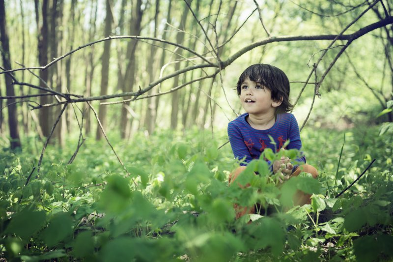 讓孩子成為快樂、 富有創意而且能獨立思考的人(圖/Philippe Put@flickr)