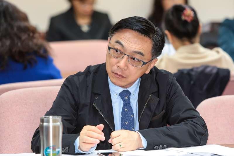 解密台灣》藍委「勇敢」挺同婚,陳宜民初選落馬,其他人挺得住嗎?-風傳媒
