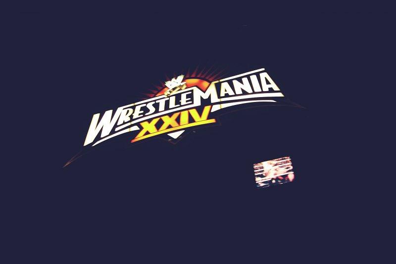 美國世界摔角娛樂(WWE)一年一度的大賽摔角狂熱(WrestleMania)