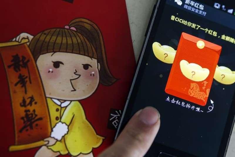 紅包行銷是中國互聯網業者的兵家必爭之地。