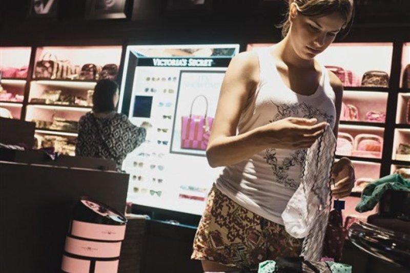 美國內衣品牌Victoria's Secret維多利亞的秘密終於來台展店了!