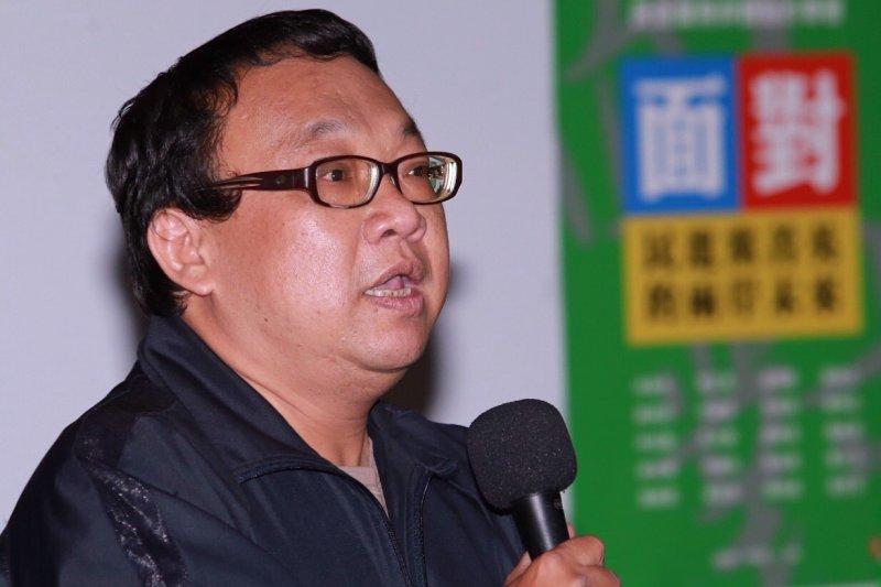 陳淞山出席《面對民進黨菁英的兩岸未來》新書發表