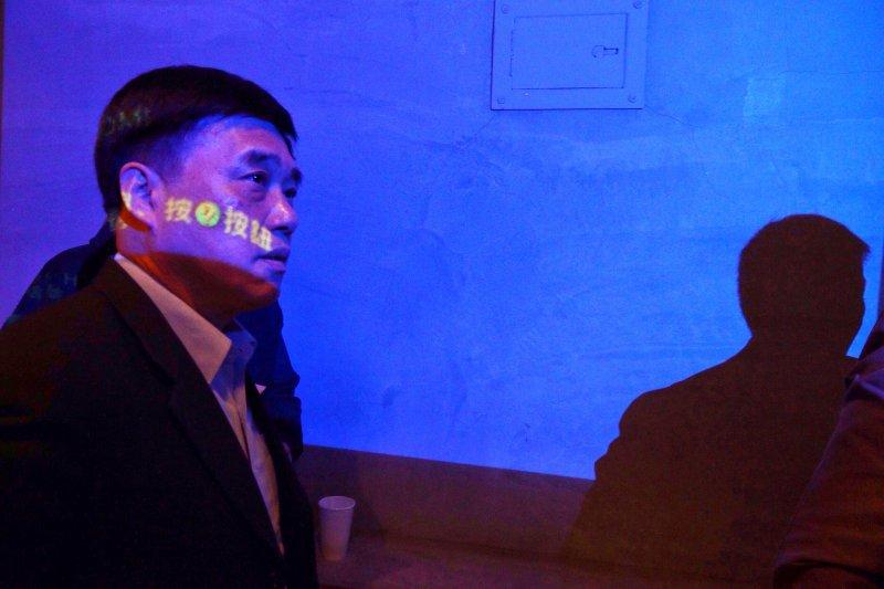 20170120國民黨你說我聽青年座談會,郝龍斌強調年輕人絕對沒有天然獨,而是認同中華民國,中華民族。