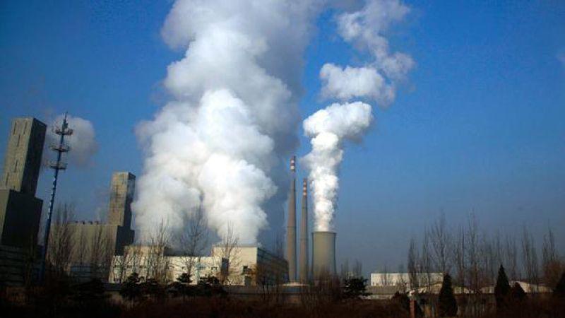 北京最後一座煤電廠將於2016年關閉。(取自推特)