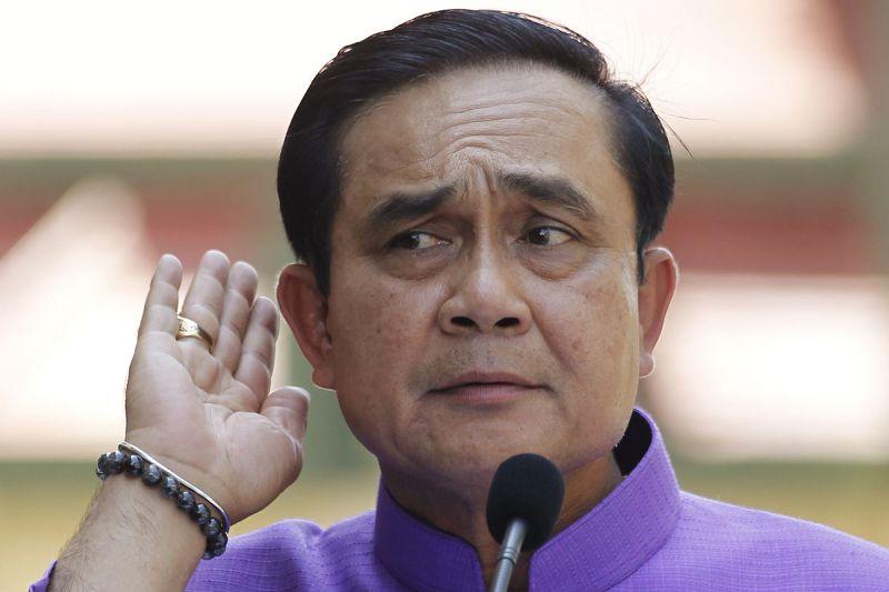 泰國總理帕拉育(Prayuth Chan-ocha)
