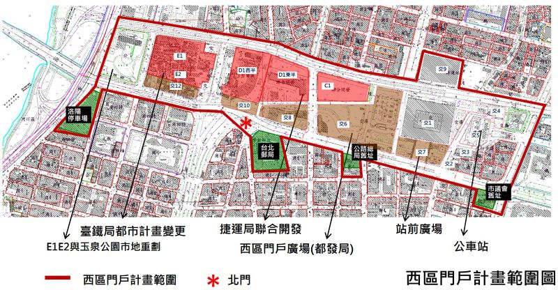 20150403-SMG0045-006-西區門戶計畫範圍圖(取自台北市都發局網站).JPG