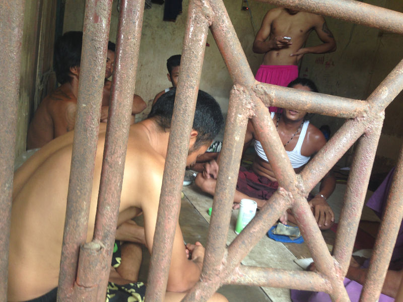 印尼奴工。(美聯社)