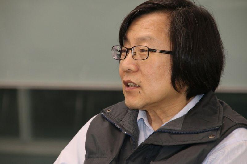 民進黨中國事務會,剛從日本回台的邱義仁也出席。(民進黨聯誼會提供) (複製).jpg