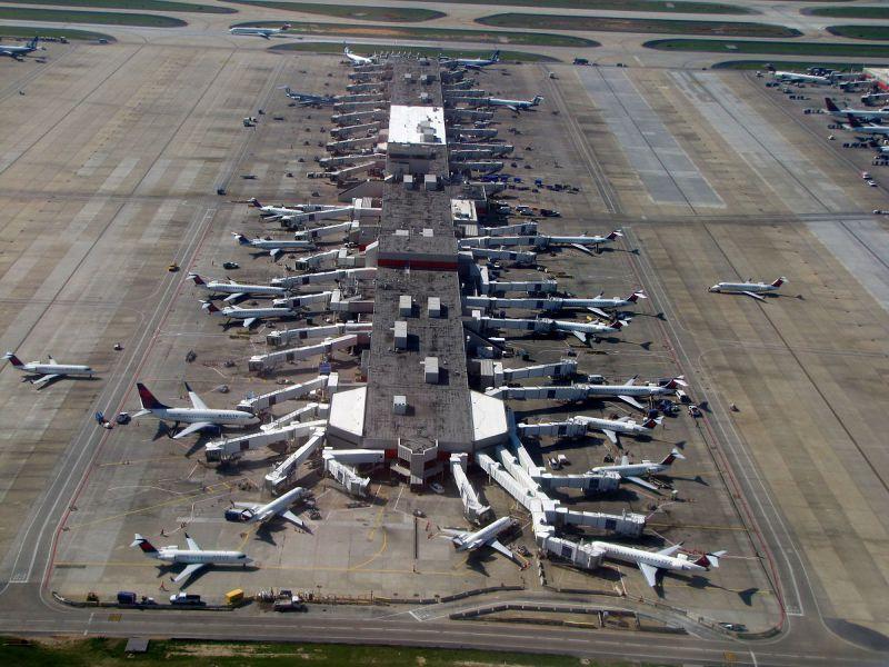 哈茨菲爾德傑克遜亞特蘭大國際機場