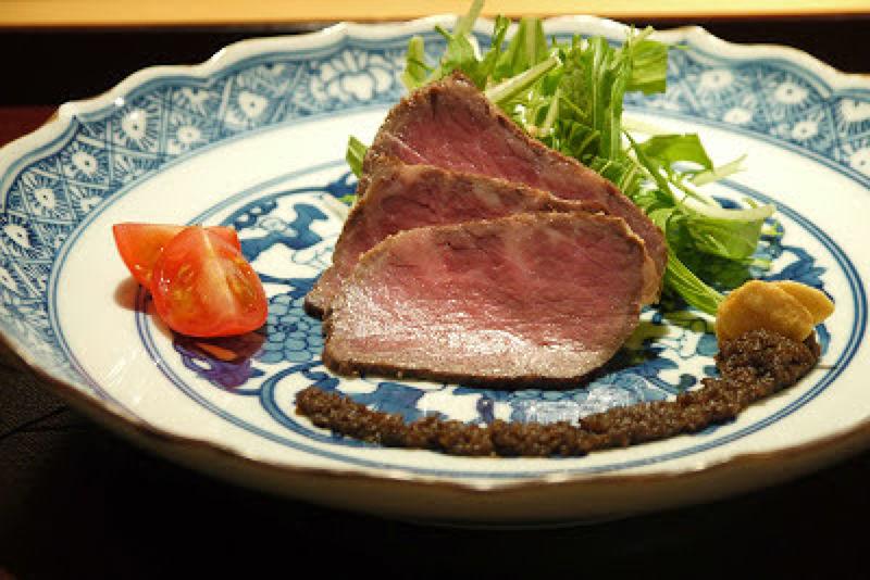 烤牛肉薄片