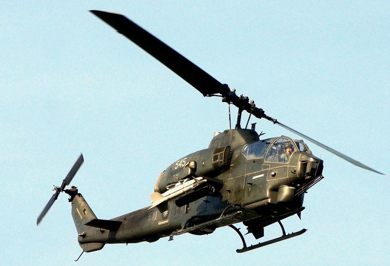 眼鏡蛇攻擊直升機