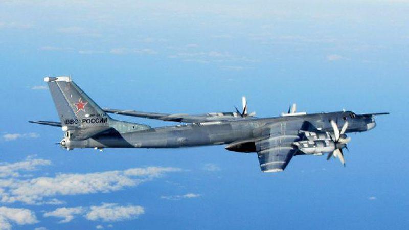 洛克利爾還表示,俄羅斯近來增加了在亞太地區的軍事活動,包括在過去幾個月派出遠程戰略轟炸機飛行(資料照片)。