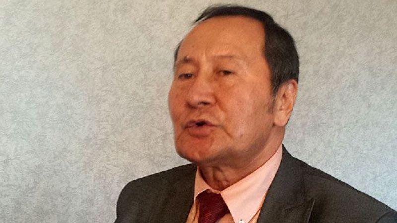 世界維吾爾代表大會中亞區代表卡哈爾曼