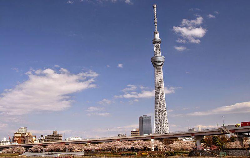 晴空塔瞭望台是來日本絕不能錯過的景點之一。(圖/來源)