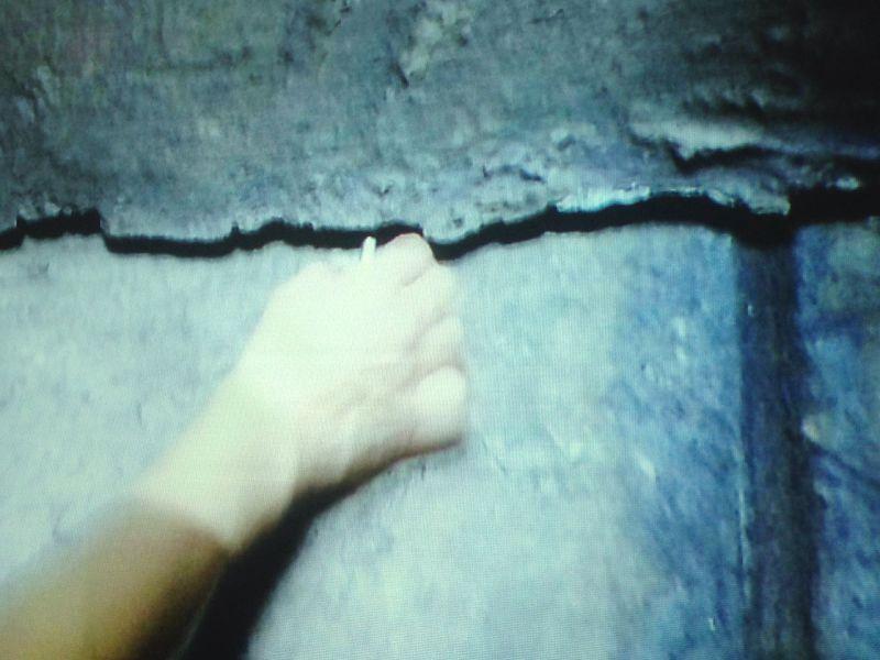 20150429捷運隧道內壁體出現裂縫(王彥喬翻攝台北市捷運局圖片).jpg