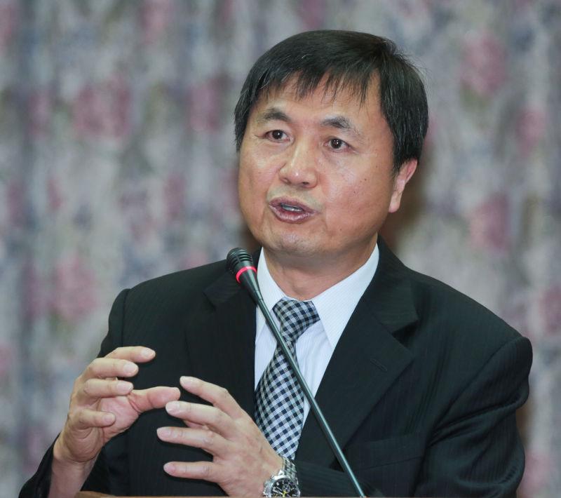 立法院,教育文化委員會,科技部長徐爵民。(余志偉攝)