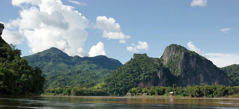 琅勃拉邦是聯合國教科文組織認定的世界遺產。(Pine/維基百科)