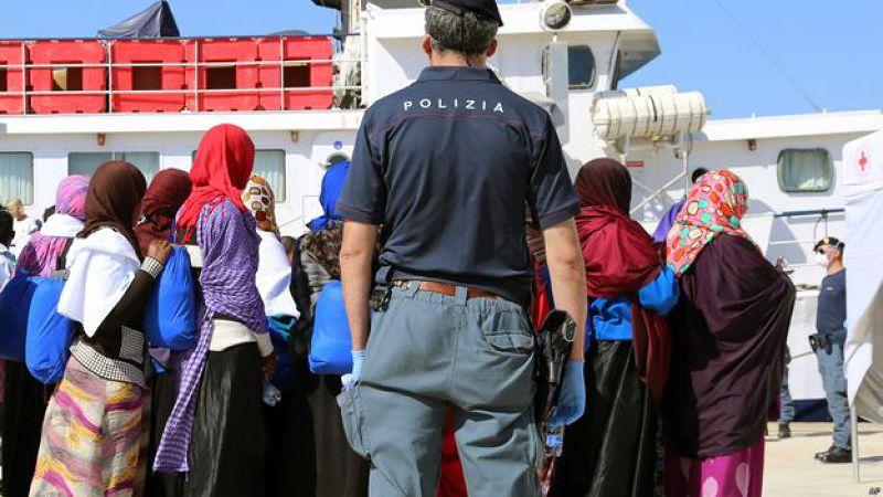 聯合國估計今年以來已有6萬人偷渡地中海。