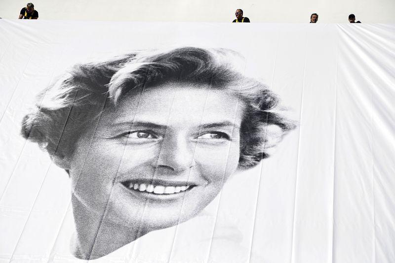 英格麗褒曼(Ingrid Bergman)