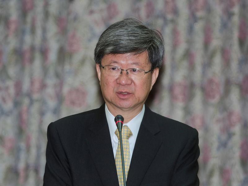 立法院,教育文化委員會,教育部長吳思華。(余志偉攝)