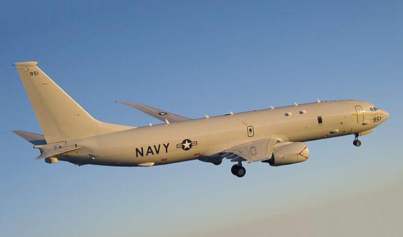 P-8A Poseidon(維基百科)