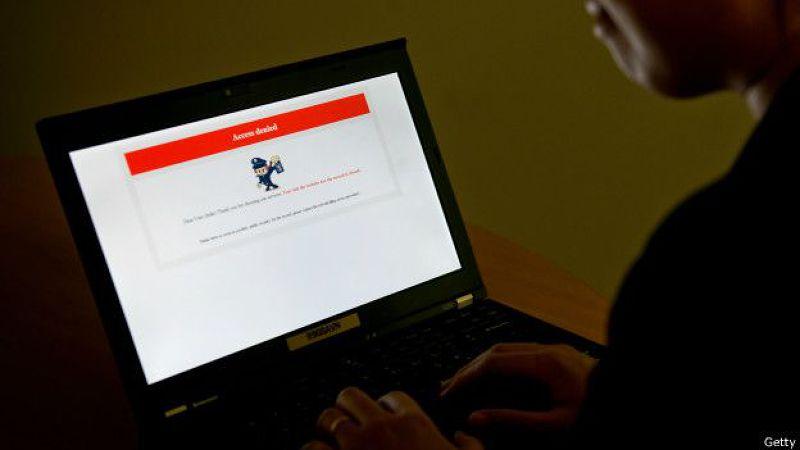 中國擁有世界上其中一個最嚴密的網絡審查制度。