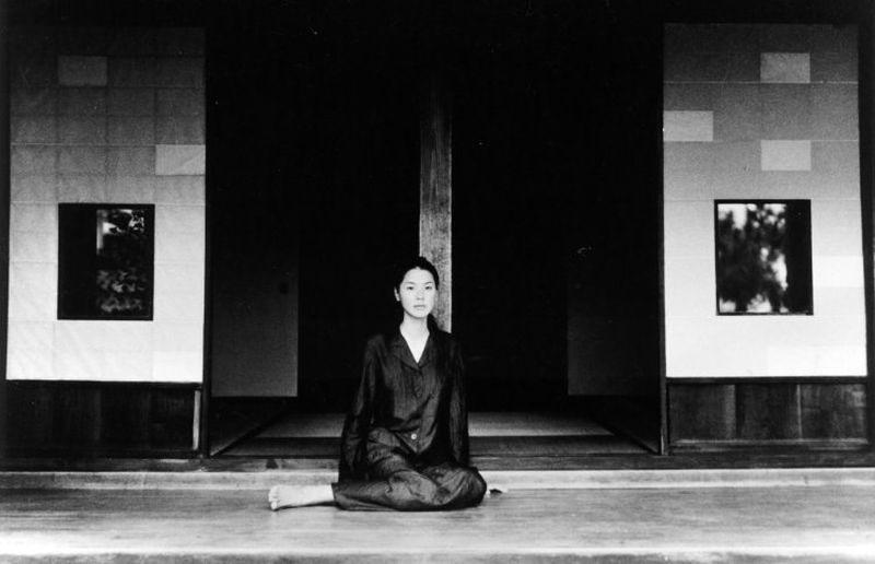 日本導演枝裕和作品《幻之光》被認為有侯孝賢的影子。