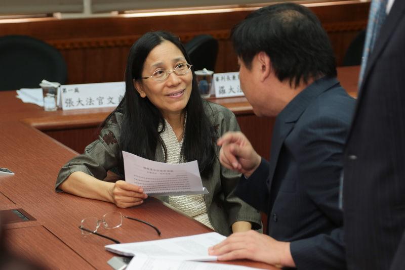 20150526-018-模擬憲法法庭死刑辯論宣判,許玉秀-余志偉攝.jpg