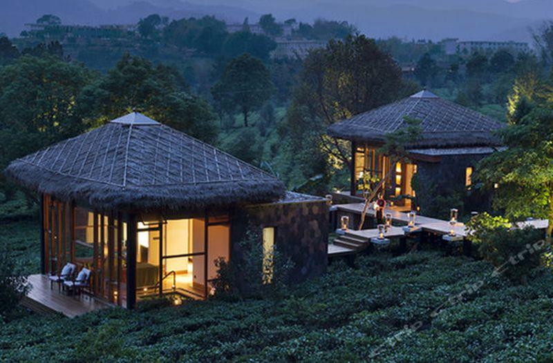 瀾滄拉祜族自治縣的精緻旅店。(旅遊網)
