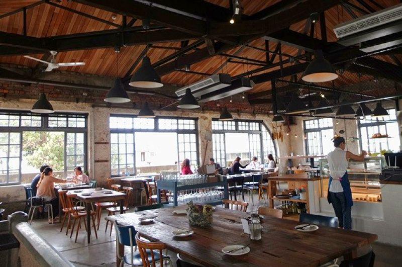 波波廚房一景。