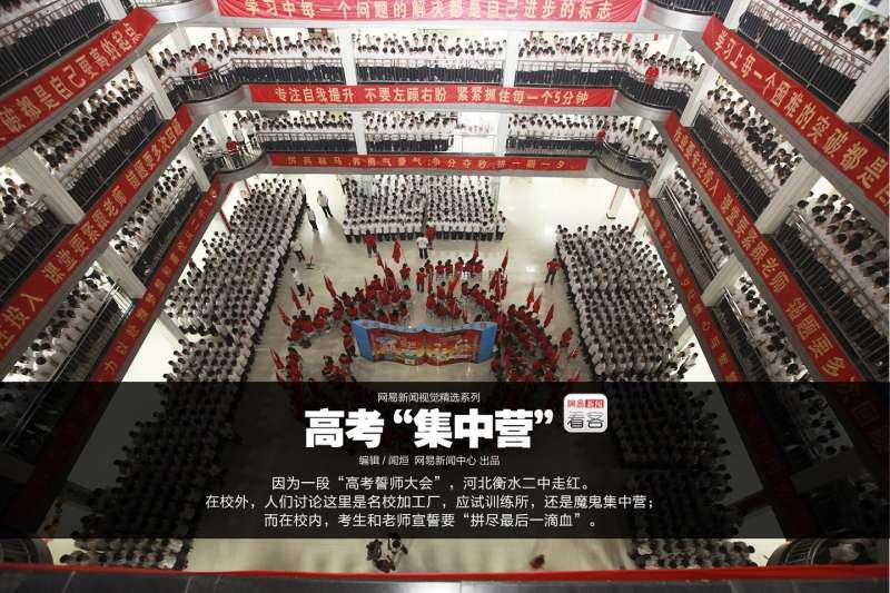 中國高考。
