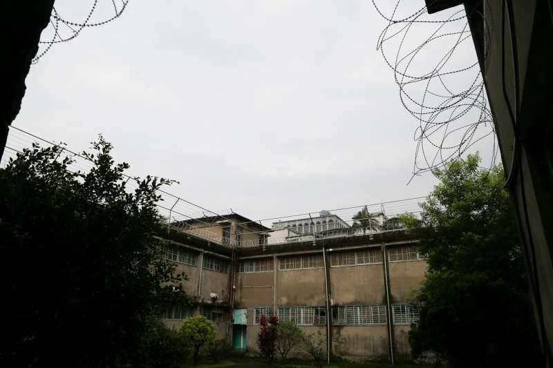 20140531-SMG0019-307-景美人權園區軍事監獄情境照-余志偉攝.jpg